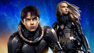 Tráiler final para Valerian and the City of a Thousand Planets